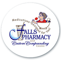 Falls Pharmacy Ltd Logo